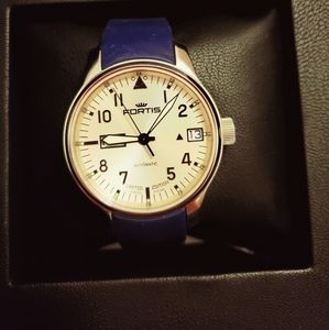 Authentic FORTIS day/date Limited Edition watch